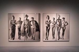 Photographe Helmut Newton